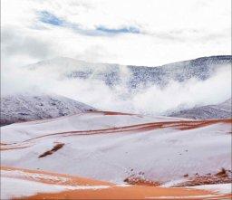Snow in the Sahara Jan 2018